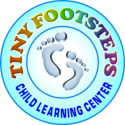Tiny Footsteps Child Learning Center Logo