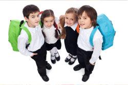 A Group of Pre-kindergarten